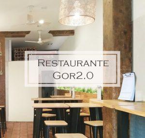 Restaurante Gor2.0