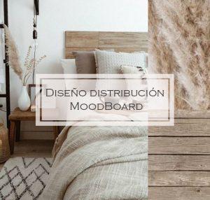 Diseño Distribución · MoodBoard ·